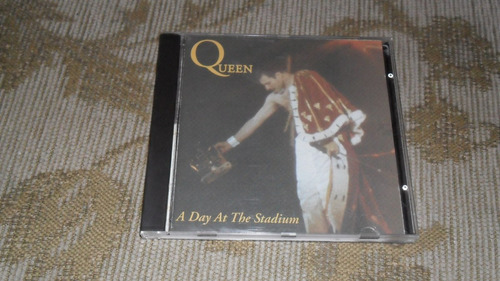 cd queen a day at the stadium live 1985 importado