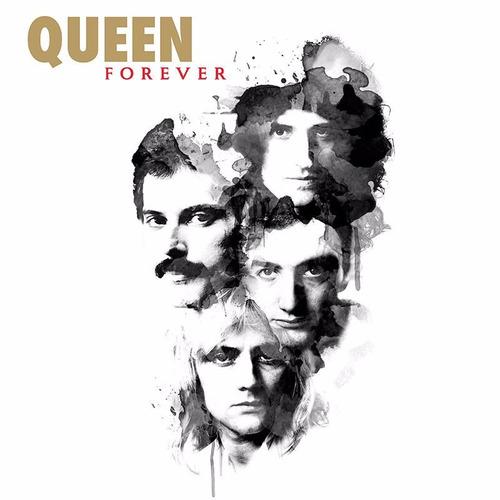 cd - queen - forever