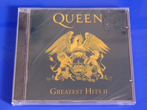 cd queen greatest hits 2 - original e lacrado