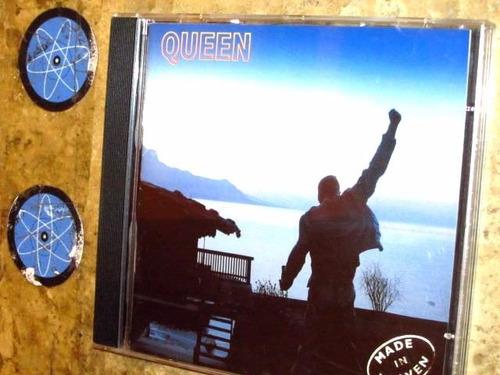 cd queen - made heaven (1995) c/ freddie mercury brian may