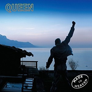 cd queen - made in heaven