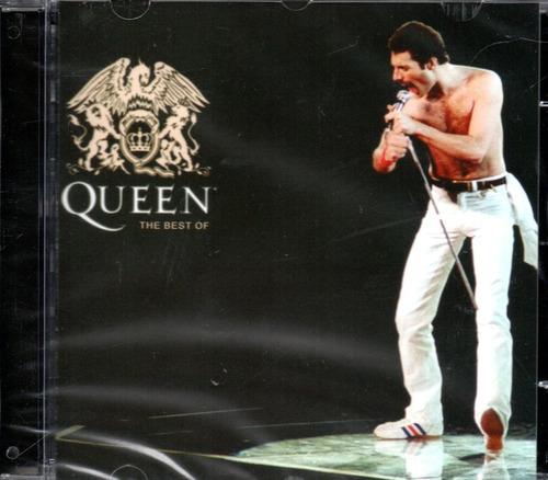 cd queen - the best of