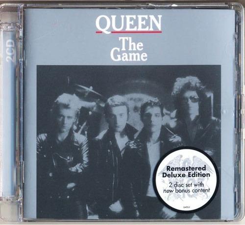 cd queen - the game (digital remaster 2011) import. duplo