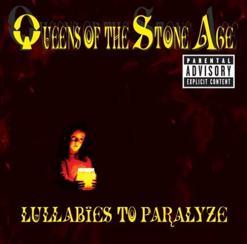 cd : queens of the stone age - lullabies to paralyze...