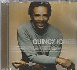 cd quincy jones - best of (novo-lacrado)