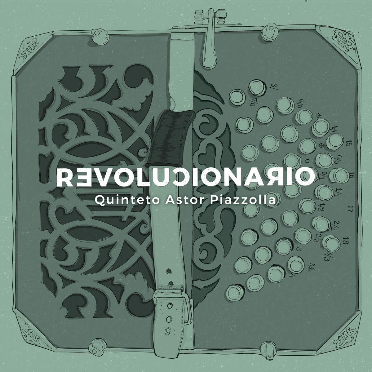 """Resultado de imagen para """"Revolucionario"""" - Quinteto Astor Piazzolla"""