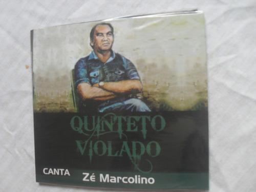 cd - quinteto violado canta zé marcolino