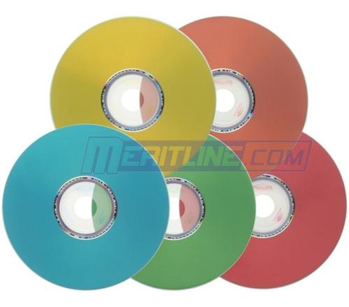 cd-r  lightscribe torre x 25, philips
