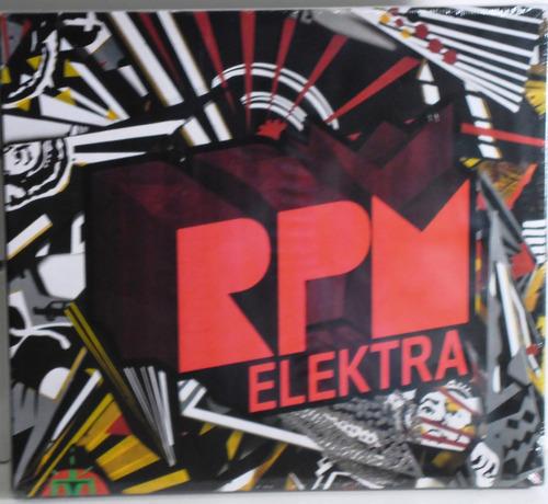 cd r p m elektra cd duplo com remixes original lacrado