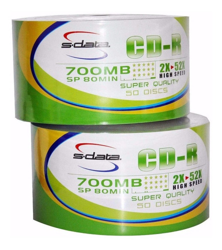 cd-r s-data original cd virgen 80 min 700 mb 52x