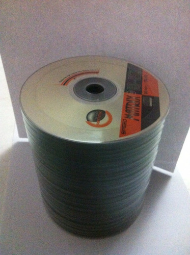 cd - r virgen matrix 80 min 700 mb paquete de 100 unidades