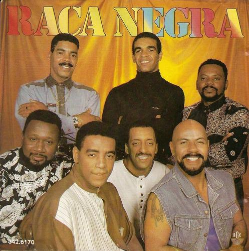 cd - raça negra  [1993]