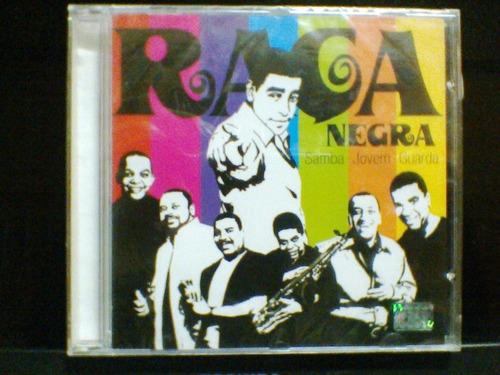 cd - raça negra: samba jovem guarda