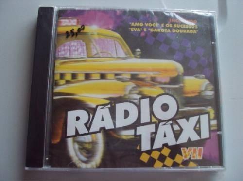 cd-rádio taxi-vii