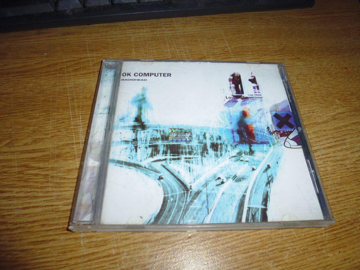 Cd Radiohead Ok Computer Uk Usado - $ 400,00