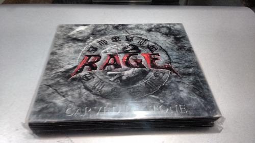 cd rage carved in stone en formato cd
