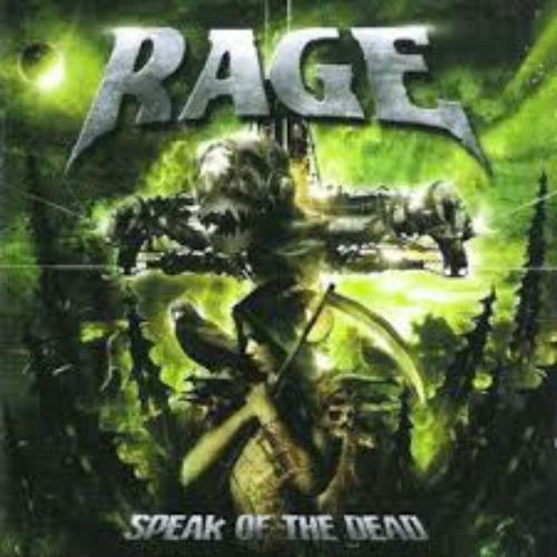 cd - rage - speak of the dead - lacrado