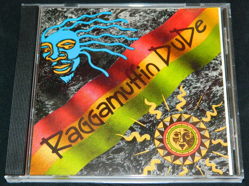 cd raggamuffin dude varios artistas