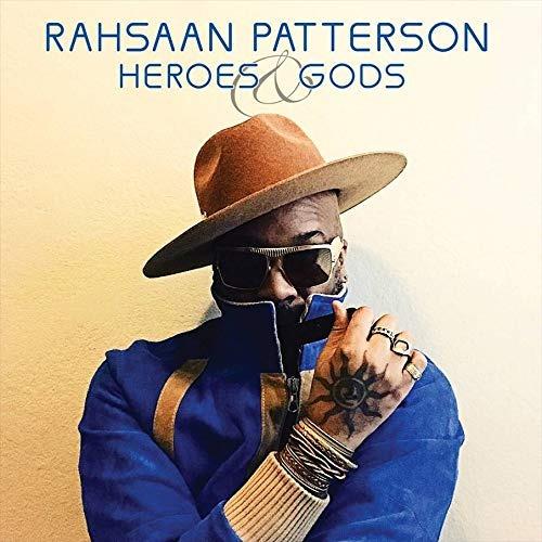 cd : rahsaan patterson - heroes & gods (cd)