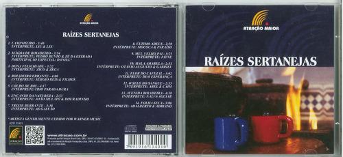 cd - raizes sertanejas