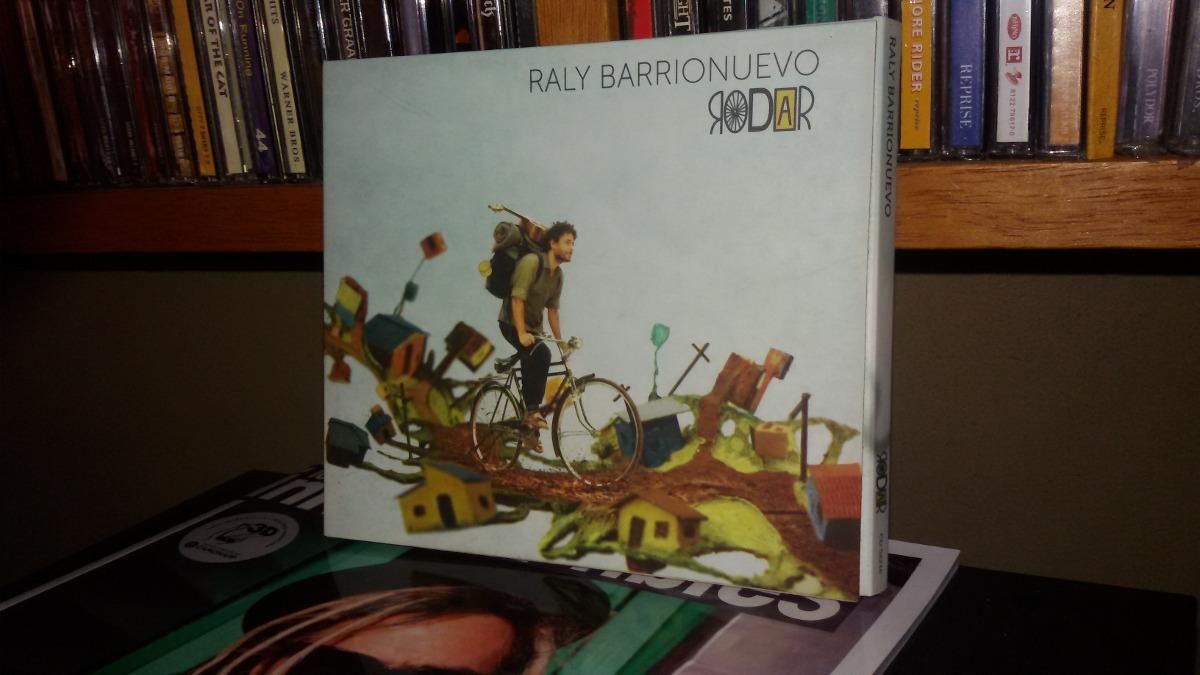 ultimo cd de raly barrionuevo rodar
