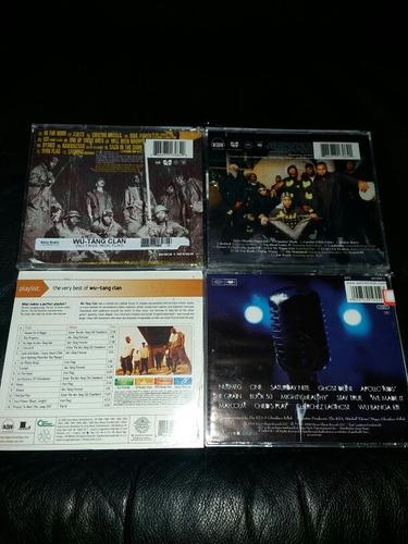 cd rap / hip-hop wu tang clan