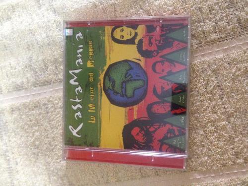 cd rastamania lo mejor en reggae edicion mexicana
