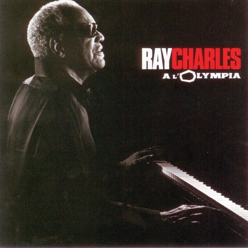 cd - ray charles - live at the olympia