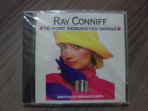 cd ray conniff 16 most requested songs produto lacrado