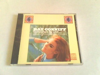 cd ray conniff and the singlers - somewhere my love
