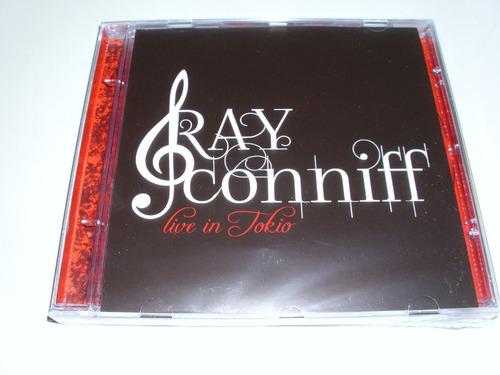 cd ray conniff live in tokio ! original !