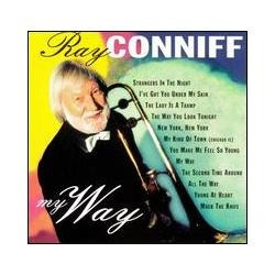 cd ray conniff - my way