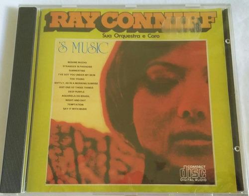 cd ray conniff sua orquestra e coro
