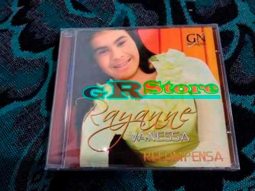 gratis cd rayanne vanessa recompensa