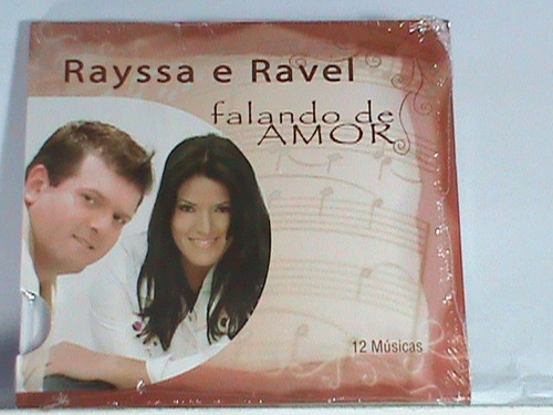 cd - rayssa e ravel -  (novo - original - lacrado)
