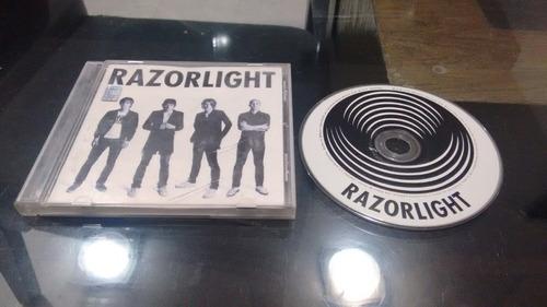 cd razorlight en formato cd,excelente titulo