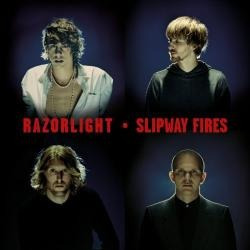 cd razorlight - slipway fires (original, 2008) wire to wire