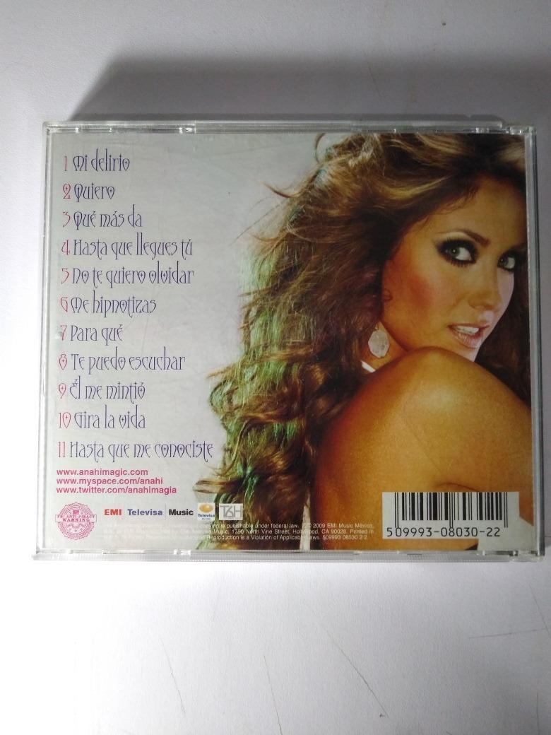 DE MI DELUXE DELIRIO BAIXAR CD ANAHI