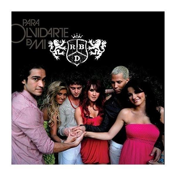 """Dulce María >> Single """"Más Tuya Que Mía'' Cd-rbd-para-olvidarte-de-mi-en-stock-nuevo-musicanoba-D_NQ_NP_919405-MLA30852621443_052019-F"""