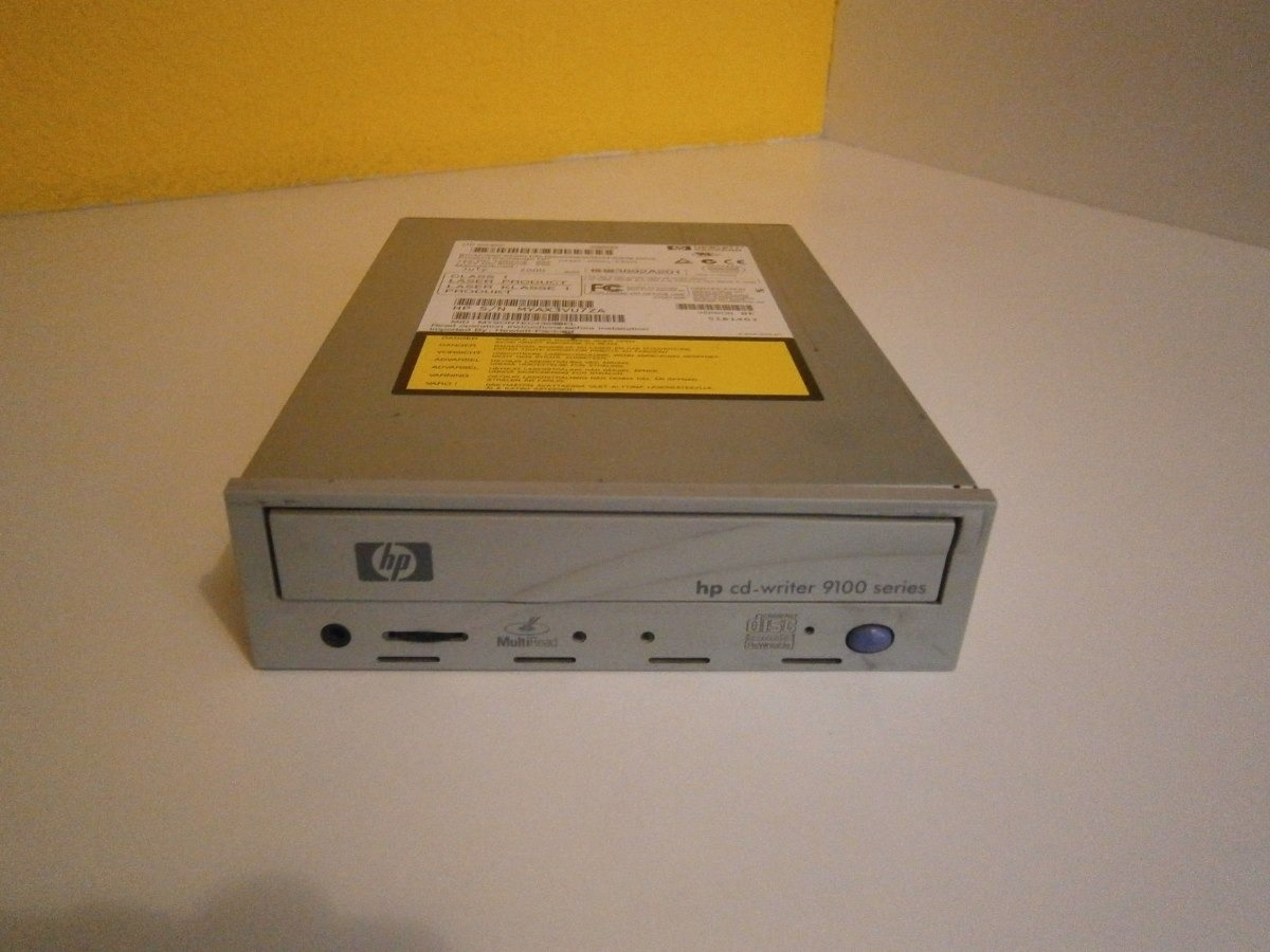 HP CD-WRITER 9100 SERIES DRIVER (2019)