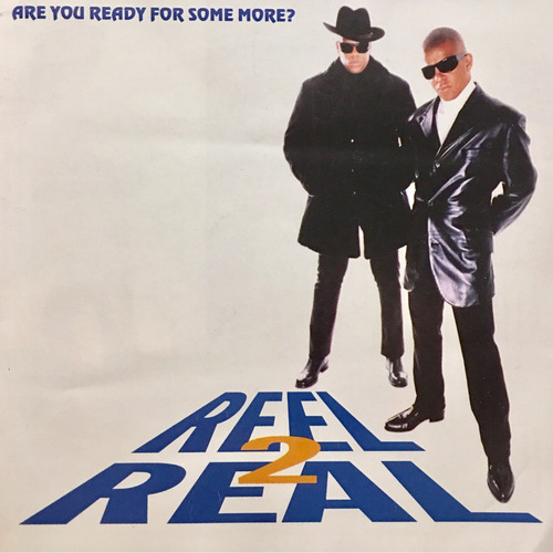 cd real 2 real are you ready for some more importado