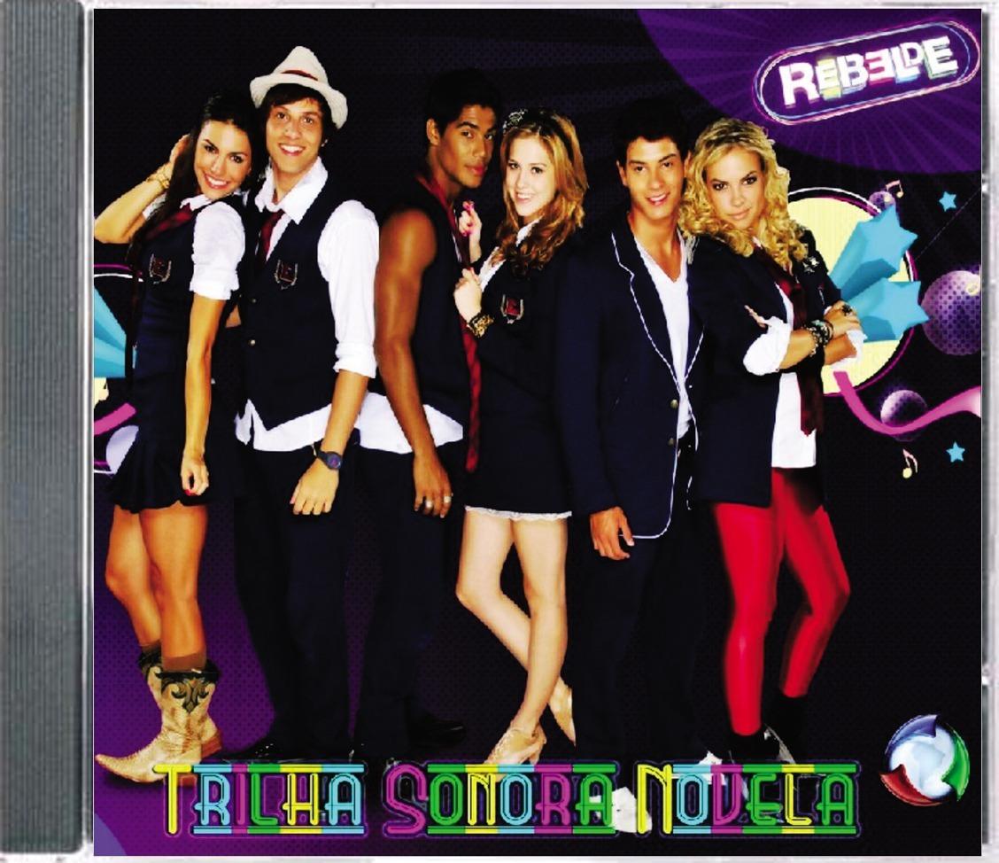 cd trilha sonora rbd rebelde record 2011