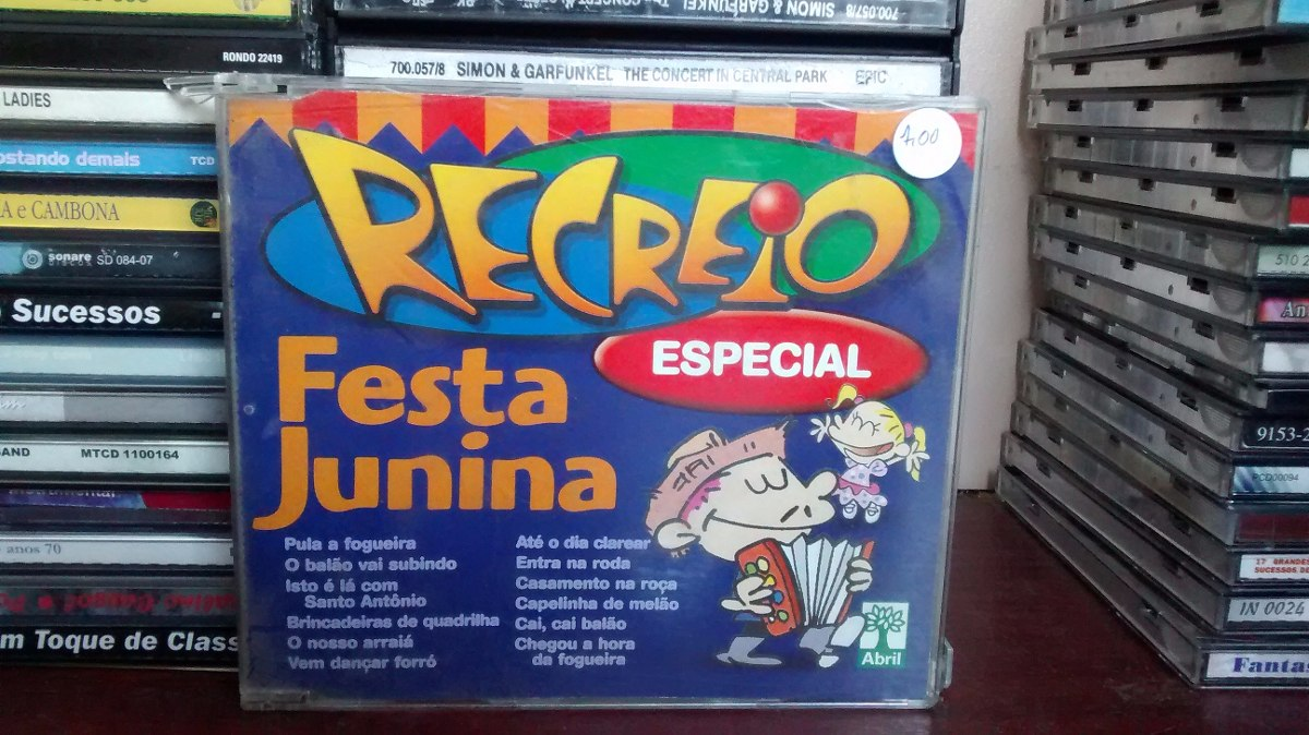 cd festa junina - recreio 2