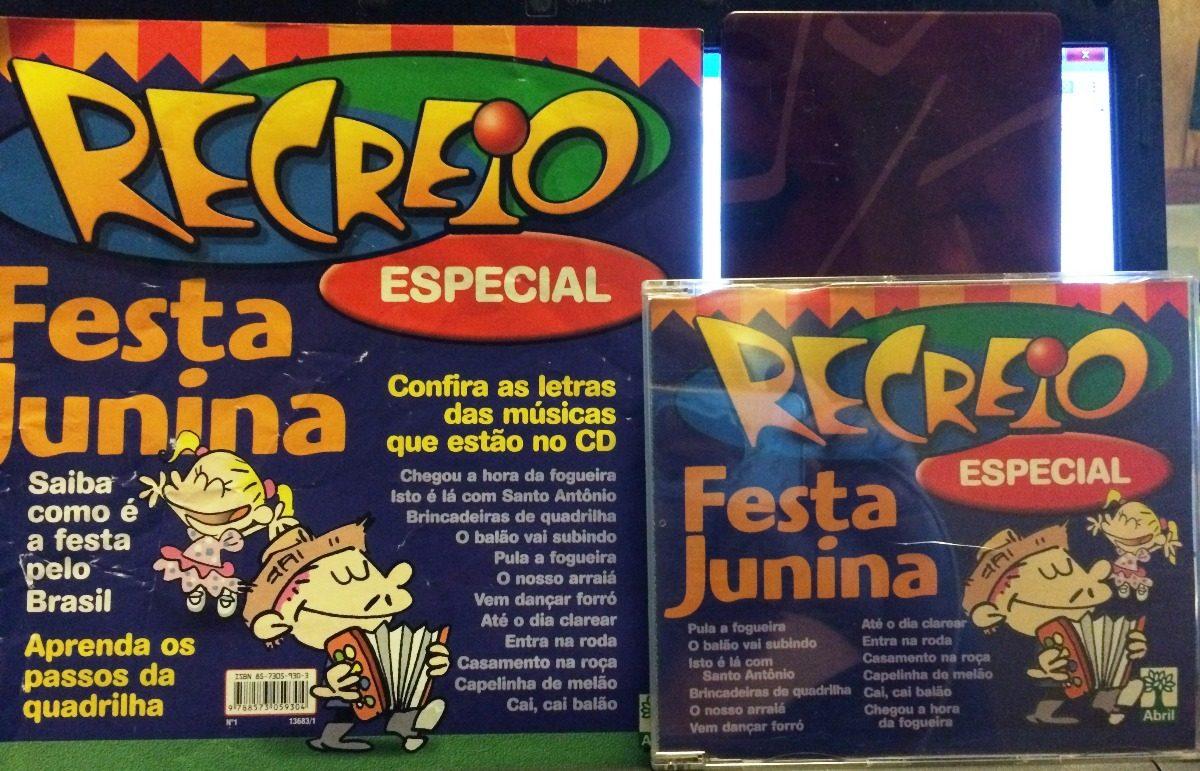 cd recreio festa junina vol.3