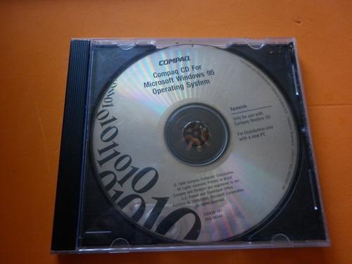 cd recuperacion compaq windows 98