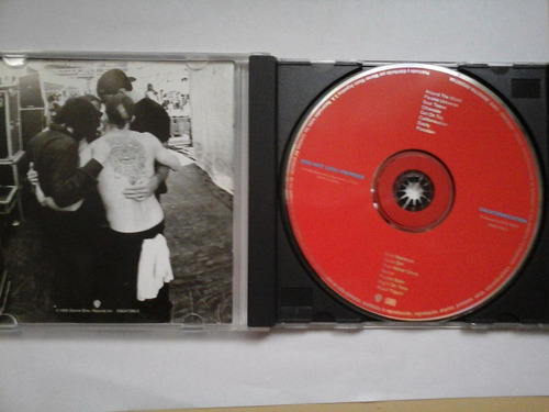 cd red hot chili peppers californication como nuevo