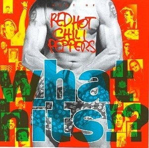 cd red hot chili peppers - what hits ?