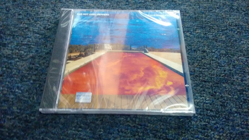 cd red hot chilli peppers californication en formato cd