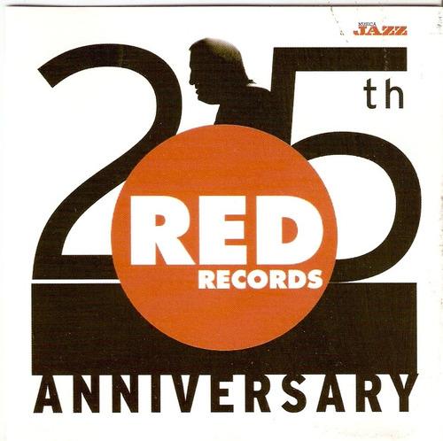 cd red records - un filo rosso nel jazz - novo***