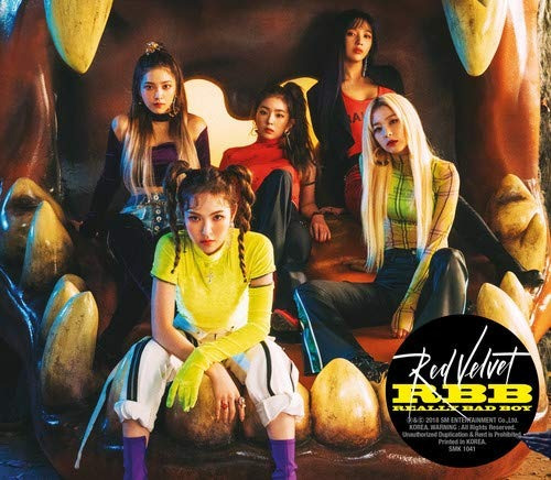 cd : red velvet - red velvet the 5th mini album